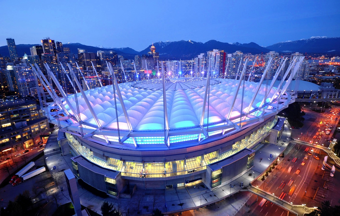 News And Media Bc Place