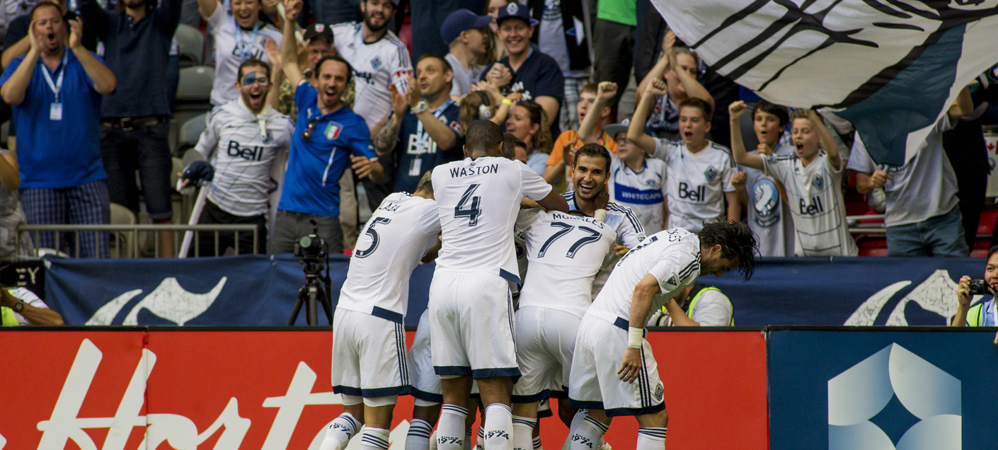b84c5b43a2 Vancouver Whitecaps FC vs FC Dallas – BC Place
